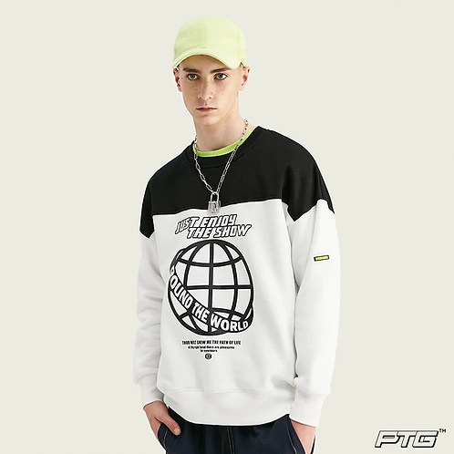 'Round The World Sweatshirt