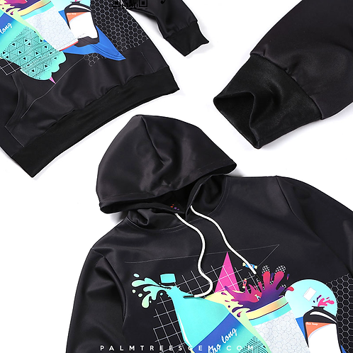Pour Up Hoodie