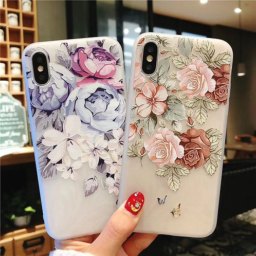 Floral Designs iPhone Cases