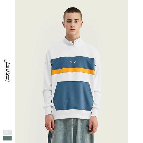 Fleece Pouch Sweatshirt