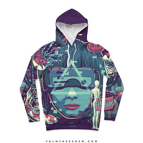 Futuristic Art Hoodie