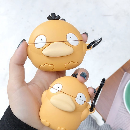 Psyduck Pokemon AirPods Case