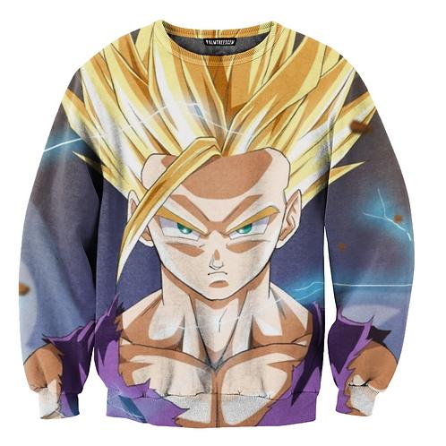 Gohan DBZ Sweatshirt