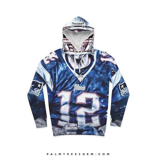Tom Brady Jersey Hoodie