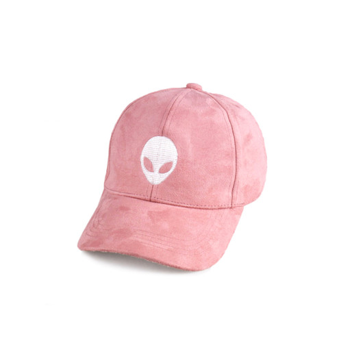 alien patch baseball cap pacsun suede colors emoji