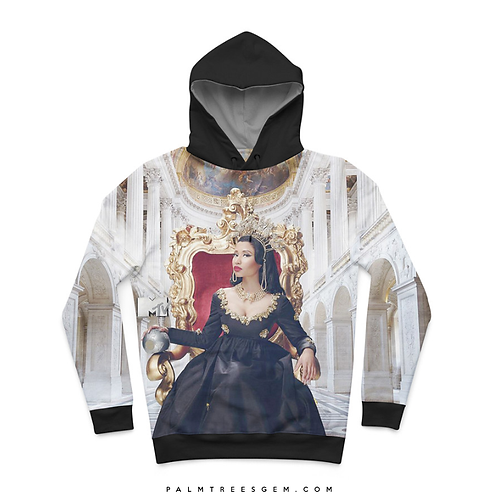 Black Royal Nicki Hoodie