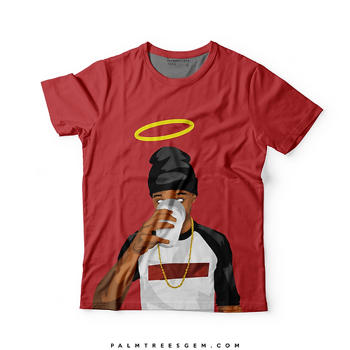 Lil Snupe 3D T-Shirt