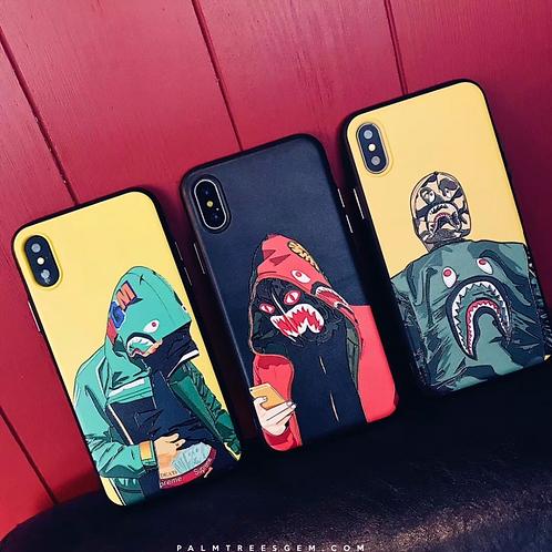 Bape Hoodie iPhone Cases