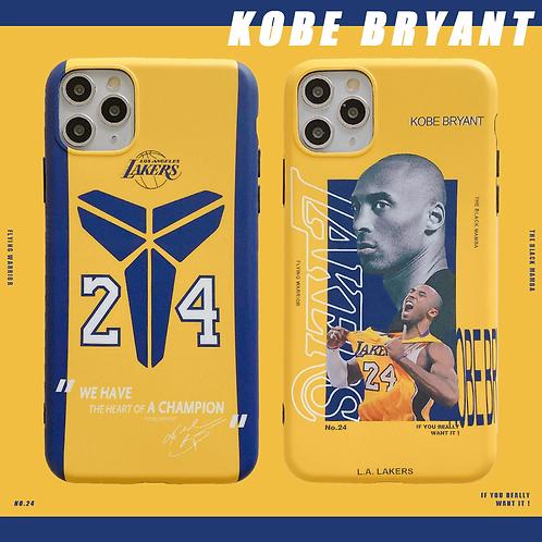 Kobe Bryant iPhone Cases