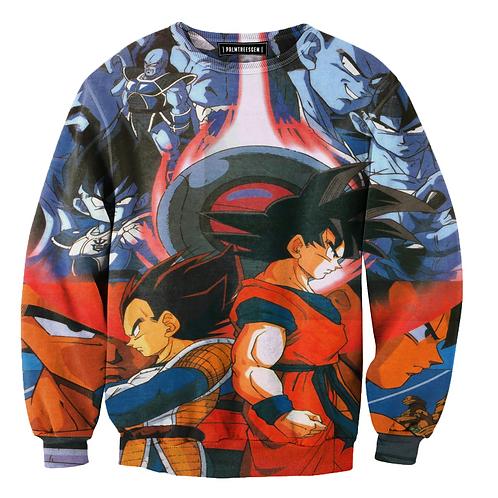 Vegeta & Goku Sweatshirt