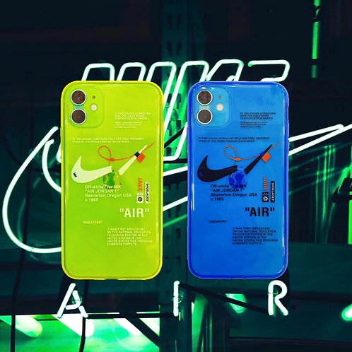 Broken OFF Nike iPhone Cases