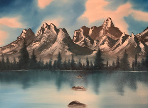 Mountains' Glory