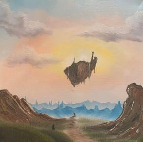 Journey to the Sky-Isle