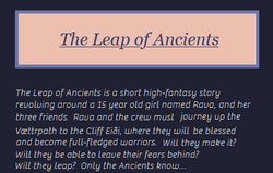 The Leap of Ancients