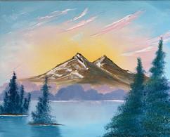 Serene Dawn