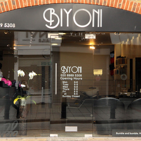 Covid-19 update. Re-opening of the salon