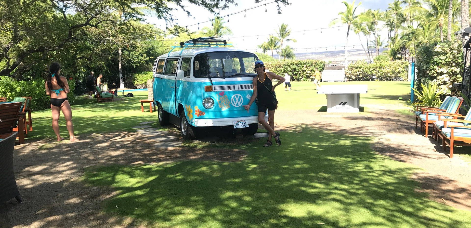 Gotta Love the VW Van