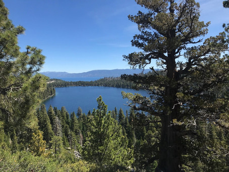 Jewel of the Sierras - Lake Tahoe