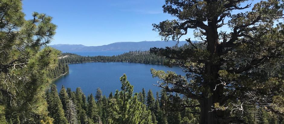 Jewel of the Sierras - Lake Tahoe
