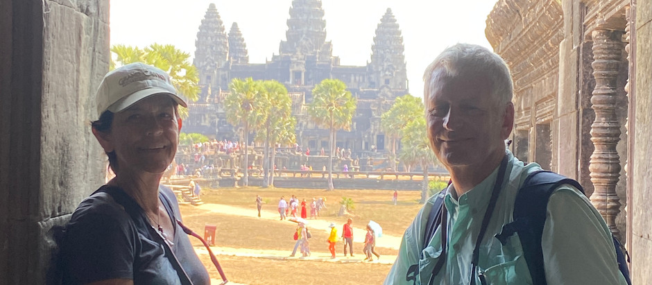 Glory, Horror and Hope in Cambodia