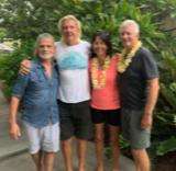 John, Kelly, Susie & Bil