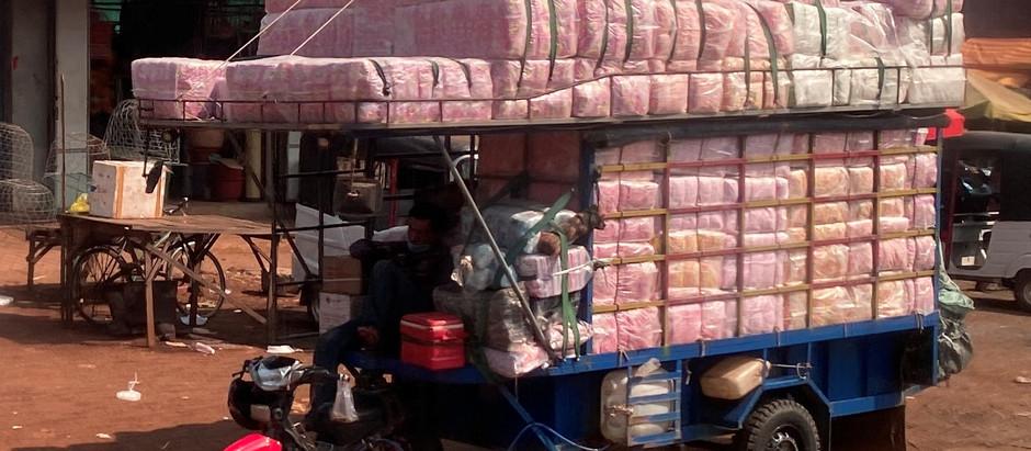 Cruising Thru Cambodia