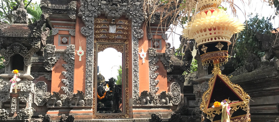 Bali Beginnings