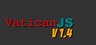 VaticanJS v1.4 is out!