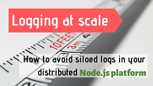 Logging at Scale Done Right