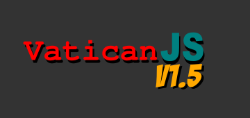 Version 1.5 of VaticanJs is out!