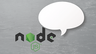 Writing a working chat server in Node