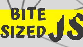 New book series: Bite Sized JavaScript
