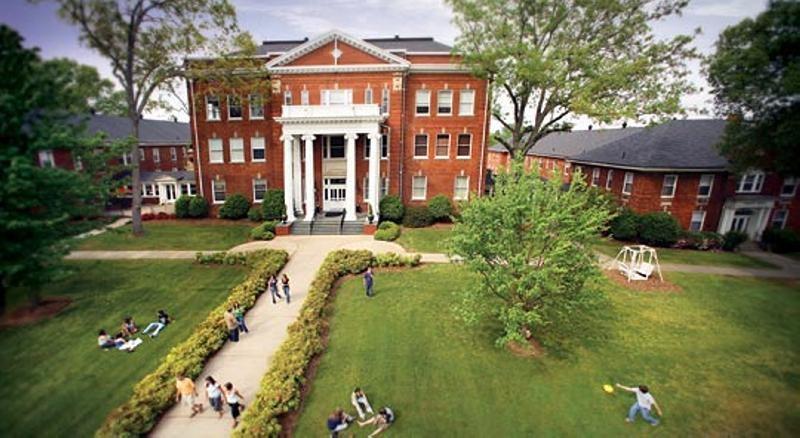 Anderson University, Carolina do Sul