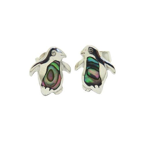 Abalone Penguin Studs