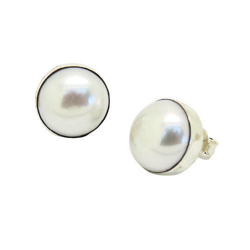 Pearl Large Studs