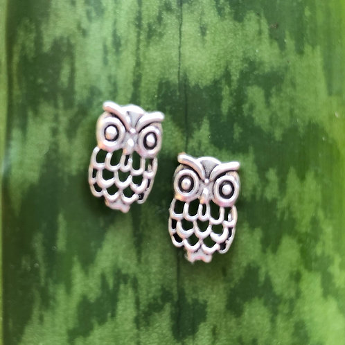 Owl Studs