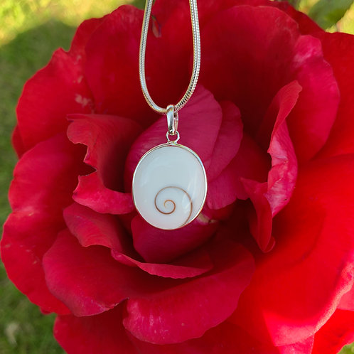 Shiva Shell Pendant