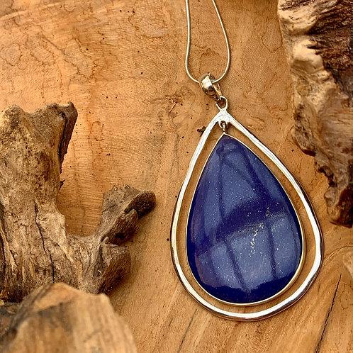 Lapis Lazuli Swing Pendant
