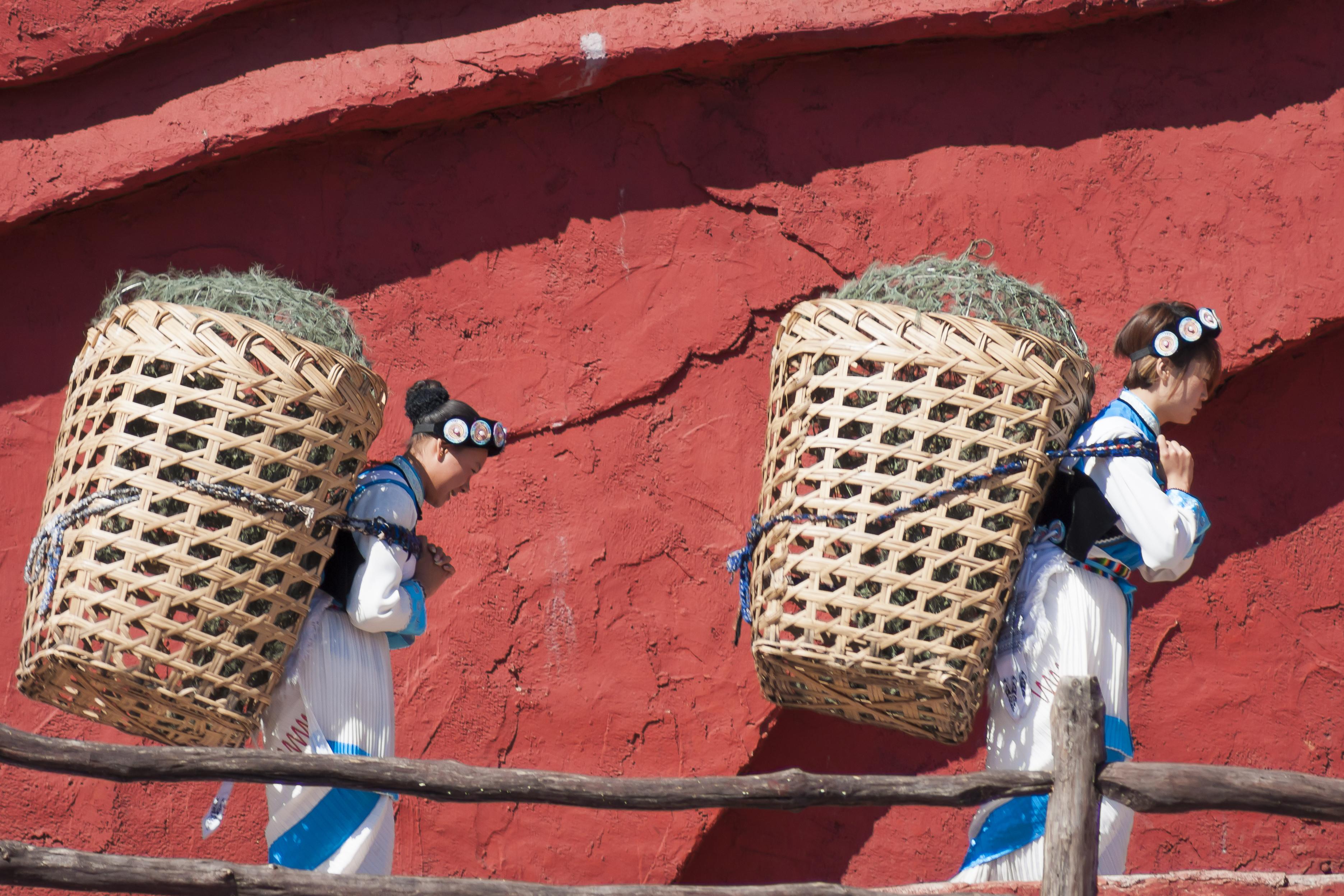 Lijiang_Yunnan_Naxi-people
