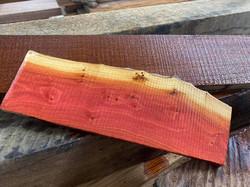Blood wood bridge