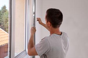 Instalação janela