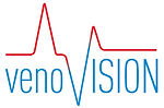 VenoVision Logo - Remote Patient Monitoring System