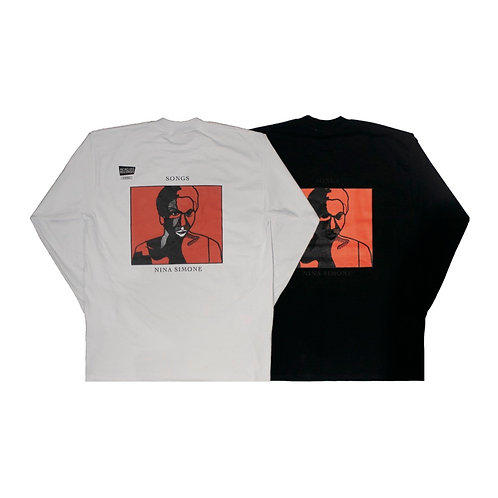 ARCHIVE L/S T-SHIRT SONGS