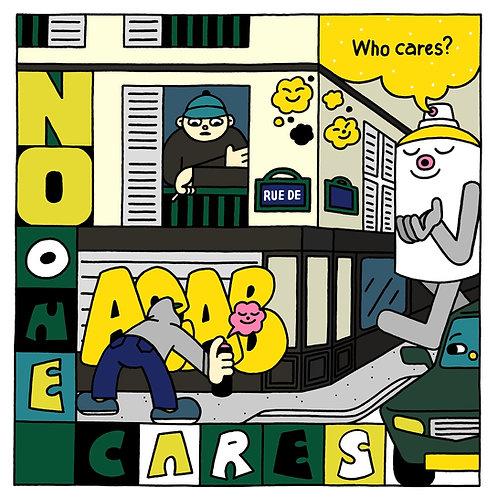 No one cares-LURK