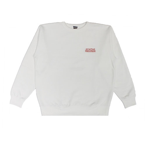 BAR LOGO SWEATSHIRT