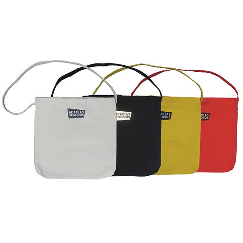 LOGO RECORD BAG