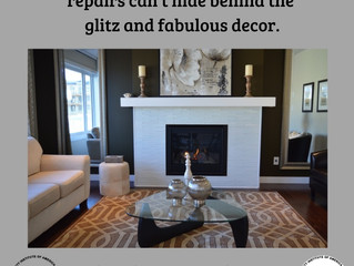 Fireplace repairs and fireplace face-lifts