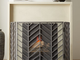 Harky's favorite hearth accessories and fireplace decor