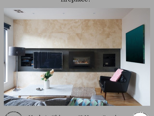 Dwell.com's Gorgeous Celebrity Homes and fireplaces