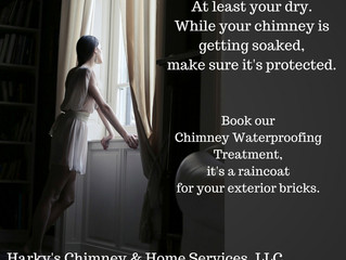 Chimney waterproofing is never a regret